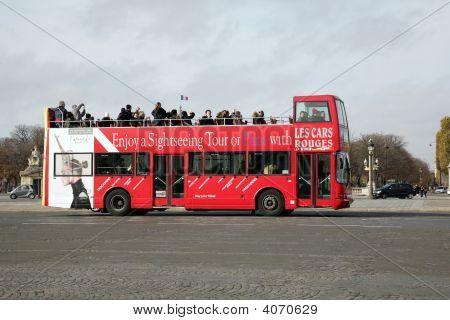A Tourist Bus