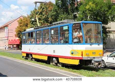 Transporte público Szeged
