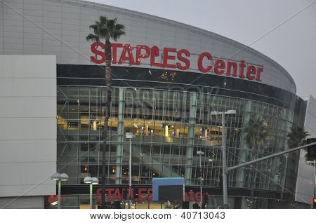 Staples Center Arena