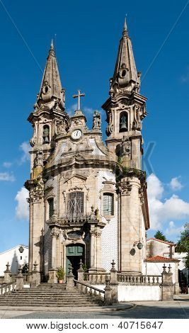 S.gualter Church In Guimaraes