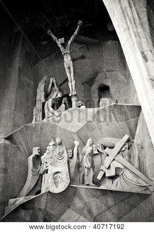 Sagrada Familia Cathedral, Antoni Gaudi