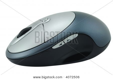 Wireless Computer Wheel Mouse