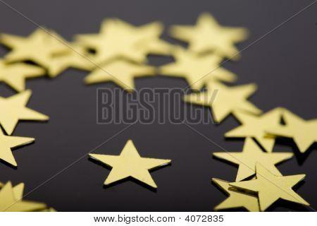 European Union Stars Concept
