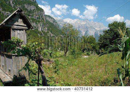 Theth, Prokletije Mountains, Albania