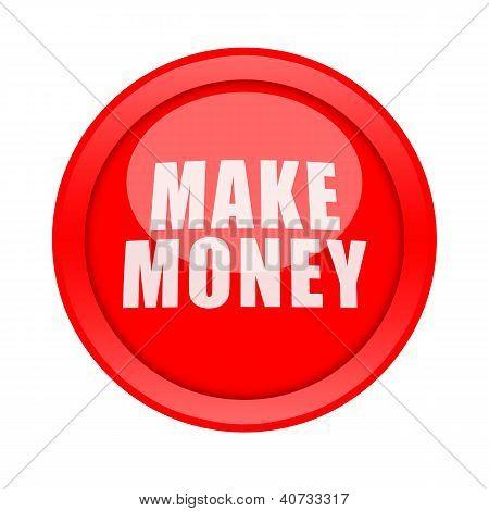 Hacer dinero botón