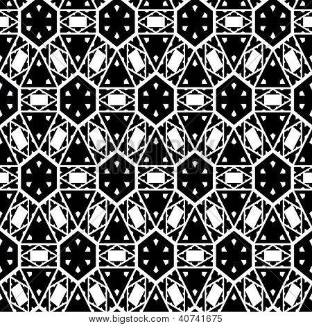 Abstract seamless pattern. Vector illustration.