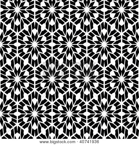 Abstract seamless pattern. Vector illustration.