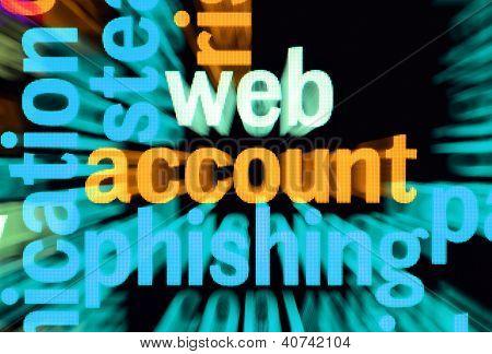 Web Account