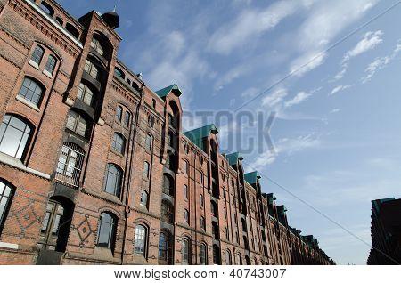 Hamburg - Historic Speicherstadt
