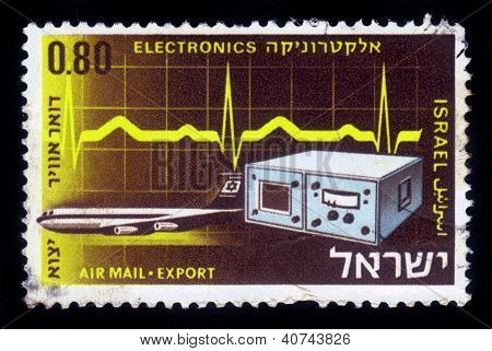 Israel Products Exported By Air - Electronics