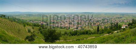 Cormons Panorama