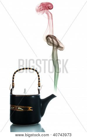 Teapot Smoking