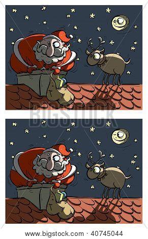 Santa Differences