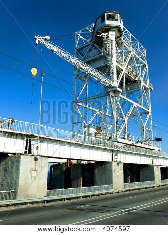 Crane Of The Dam