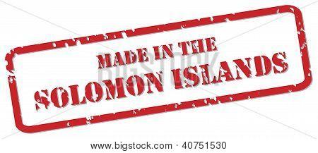 Solomon Islands Stamp