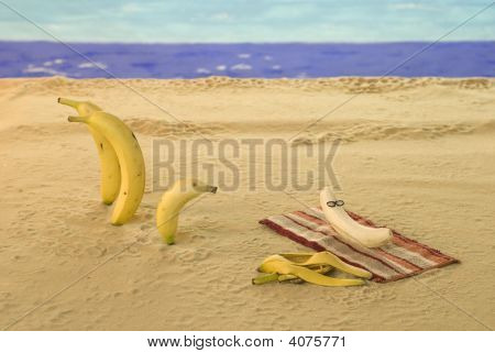 Banana Nude Beach