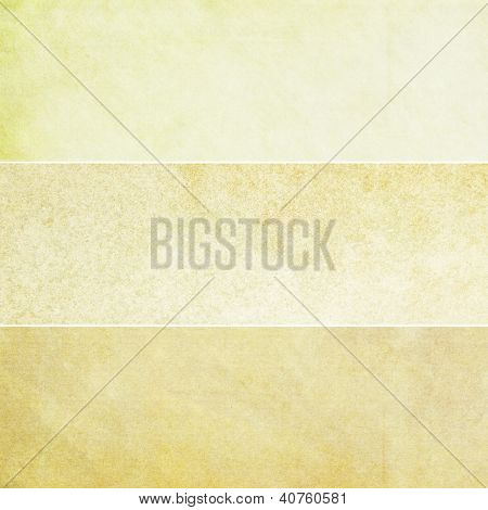 Yellow Vintage Backgrounds Collection