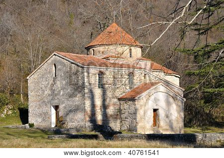 Church In Nakalakevi (ancient Arheopolis) In Georgia (mingrelia)
