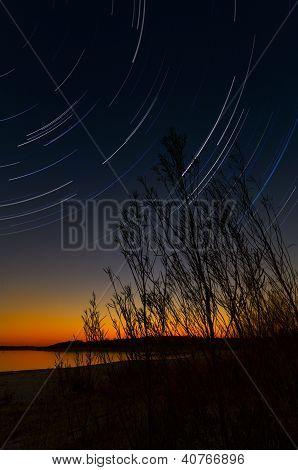Benbrook Star Trails