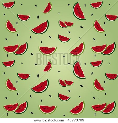 Watermelon seamless