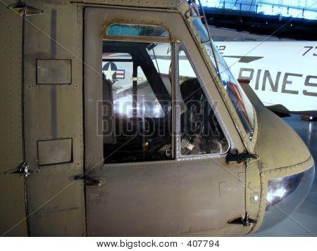 Helicopter Door