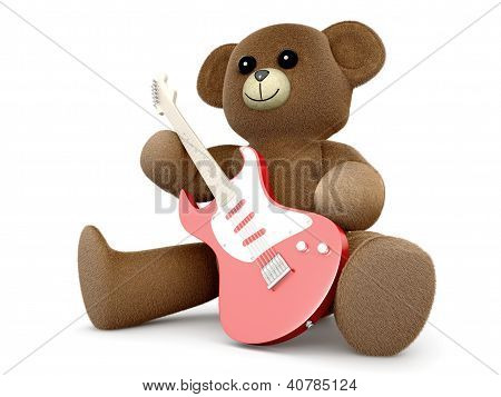 Guitar Teddy