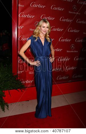 LOS ANGELES - JAN 5:  Naomi Watts arrives at the 2013 Palm Springs International Film Festival Gala  at Palm Springs Convention Center on January 5, 2013 in Palm Springs, CA