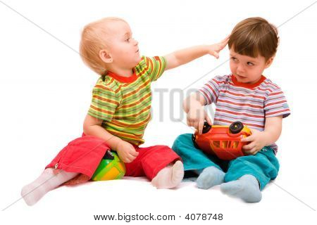 Playing Children