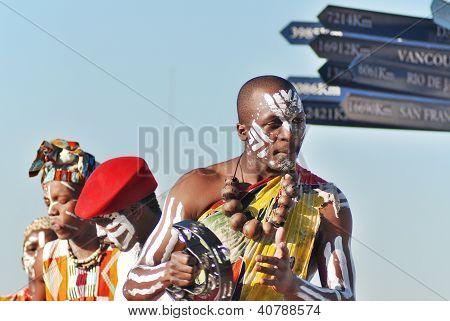 Zulu show