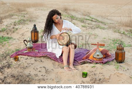 Retrato del desierto