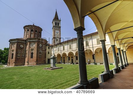 Sanctuary Of Misericordia (italy)