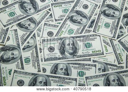 100$ Banknotes