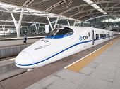 High Speed Train Of China