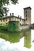 Castle Of Mirazzano (milan)