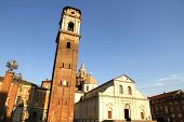 foto of torino  - The Cathedral of Torino Italy - JPG