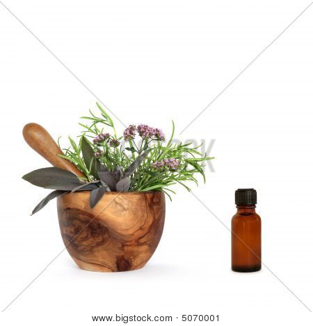 Aromatherapy Essential Oil Herbs