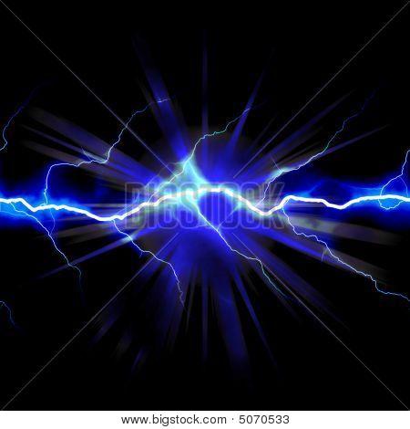 Schokkend elektriciteit
