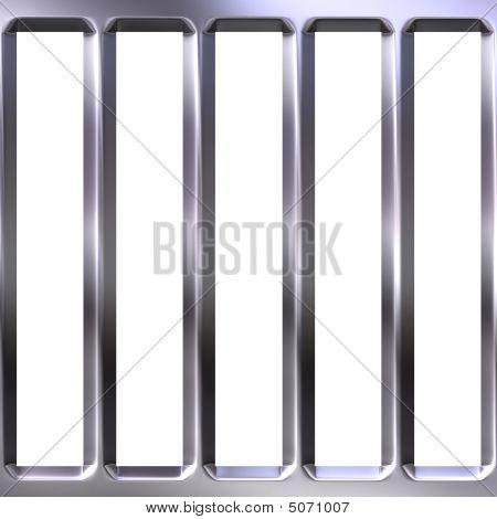 3D Metal Cage