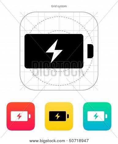 Energy icon. Vector illustration.