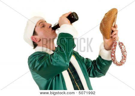 St Patrick Holiday Man
