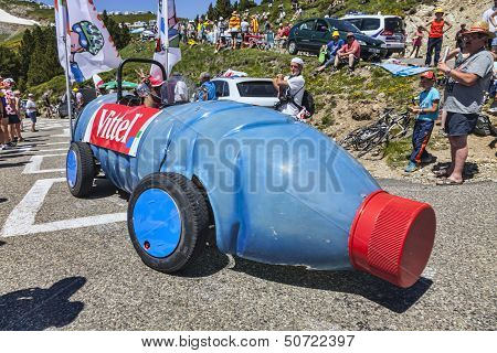The Bottle Vehicle