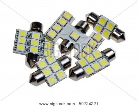 Led Lamp For Auto