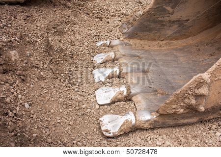 Backhoe Scoop