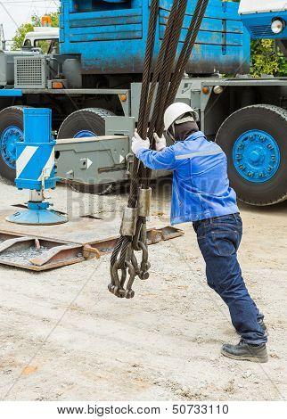 Heavy Duty Steel Wire Rope Sling