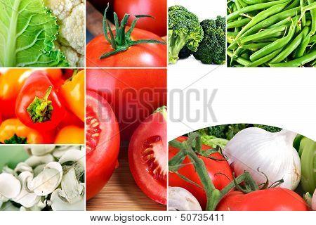Vegetables Freshness