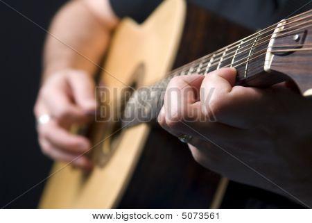 Bouzouki violão