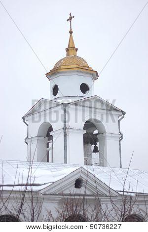 Holy Cross Ukrainian Orthodox Church in Kiev Podol