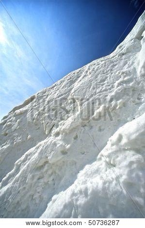 Winter Snowfields