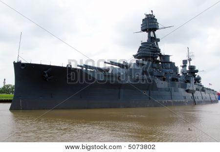 Military - Uss Texas Battleship