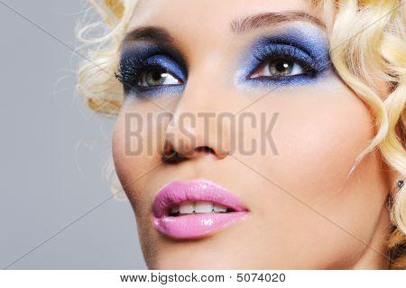 Shine Glamour Make-up